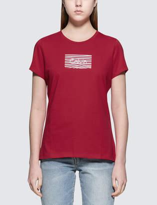 Calvin Klein Jeans Logo St S/S T-Shirt