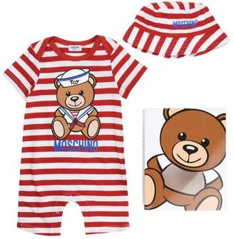 Moschino OFFICIAL STORE Onesie