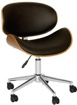 M.O.D. Charlie Faux Leather Modern Desk Chair