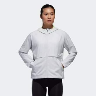 adidas (アディダス) - M4T 総柄ストレッチウーブンジャケット