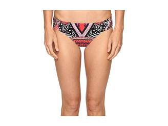 Kenneth Cole Without Borders Tab Hipster Women's Swimwear