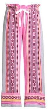 Lemlem Luchia Drawstring Pants