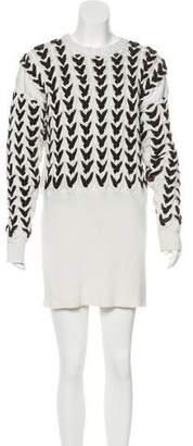Y/Project Mini Sweater Dress