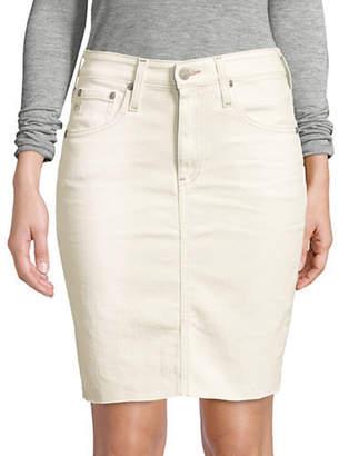 AG Jeans Erin Pencil Skirt