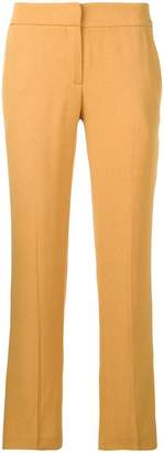 Twin-Set tailored cropped trousers