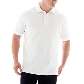 Co THE FOUNDRY SUPPLY The Foundry Big & Tall Supply Solid Piqu Polo