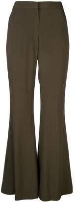 Rosetta Getty wide-leg trousers
