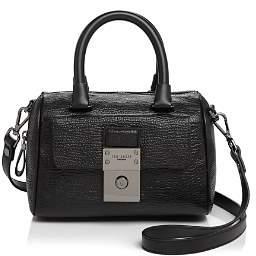 Ted Baker Maira Luggage Lock Mini Satchel