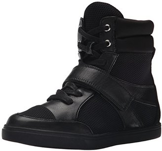 Nine West Women's Buhbye Fabric Fashion Sneaker $109 thestylecure.com
