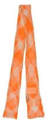 Missoni Woven Longline Knit Scarf w/ Tags