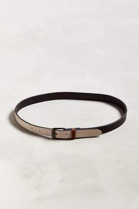 Urban Outfitters Patchwork Faux Leather Belt