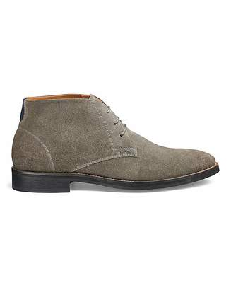 399173377f54 Mens Grey Chukka Boots - ShopStyle UK
