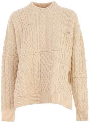 Golden Goose Chunky Knit Sweater