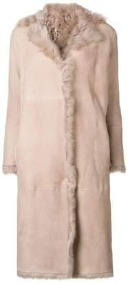 Salvatore Santoro shearling coat
