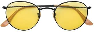 Ray-Ban round photochromic sunglasses