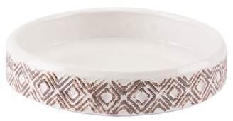 ZUO Modern Toba White & Brown Bowl