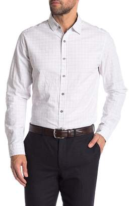 Heritage Plaid Print Slim Fit Shirt