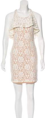 Ella Moss Lace Mini Dress