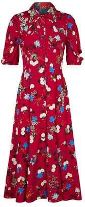 Erdem Gisella Tea Dress