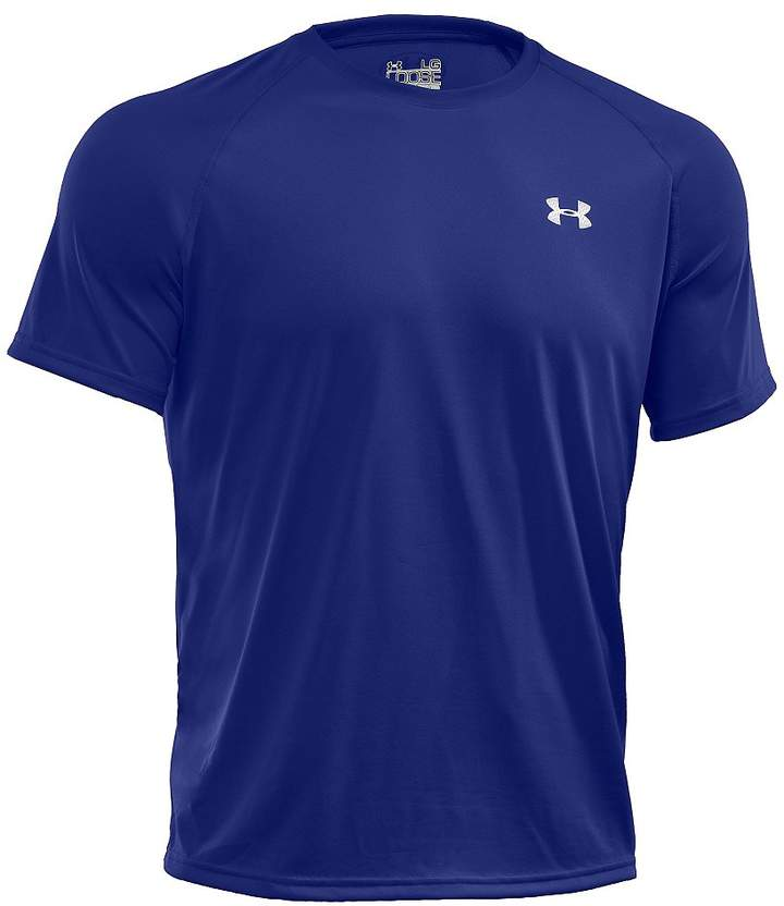 Under Armour Short-Sleeve Crewneck Tech Tee