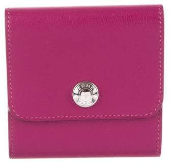 Hermès Leather Post-It Holder
