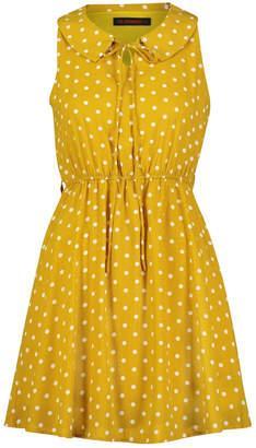 SM Wardobe Mustard Gretel Dress