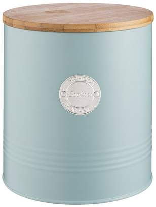 Typhoon Living Cookie Storage Tin – Blue