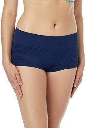 67f672452c78 Beach House Women's Blake Adjustable Side Tie Boy Short Swimsuit Bottom