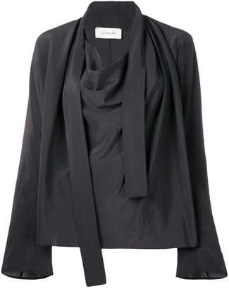 Lemaire bow-tie blouse