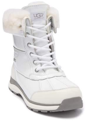 UGG Adirondack III Waterproof Insulated Patent Winter Boot