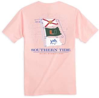 DAY Birger et Mikkelsen Game State Flag T-shirt - University of Miami