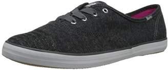Keds Women's Champion Jersey Glitter Sneaker 11 B - Medium