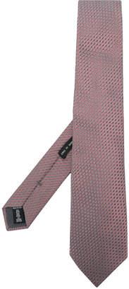 Giorgio Armani woven tie
