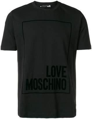 Love Moschino round neck T-shirt