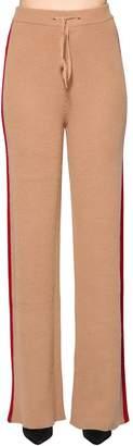 Baum und Pferdgarten Side Band Wool Blend Knit Pants