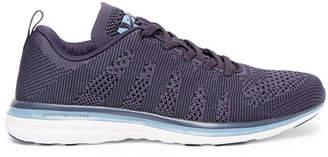 APL Athletic Propulsion Labs TechLoom Pro Running Sneakers - Purple