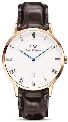 Daniel Wellington Dapper York Watch, 38mm $249 thestylecure.com