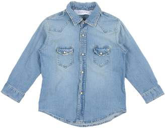 Aglini Denim shirts - Item 38738418KS