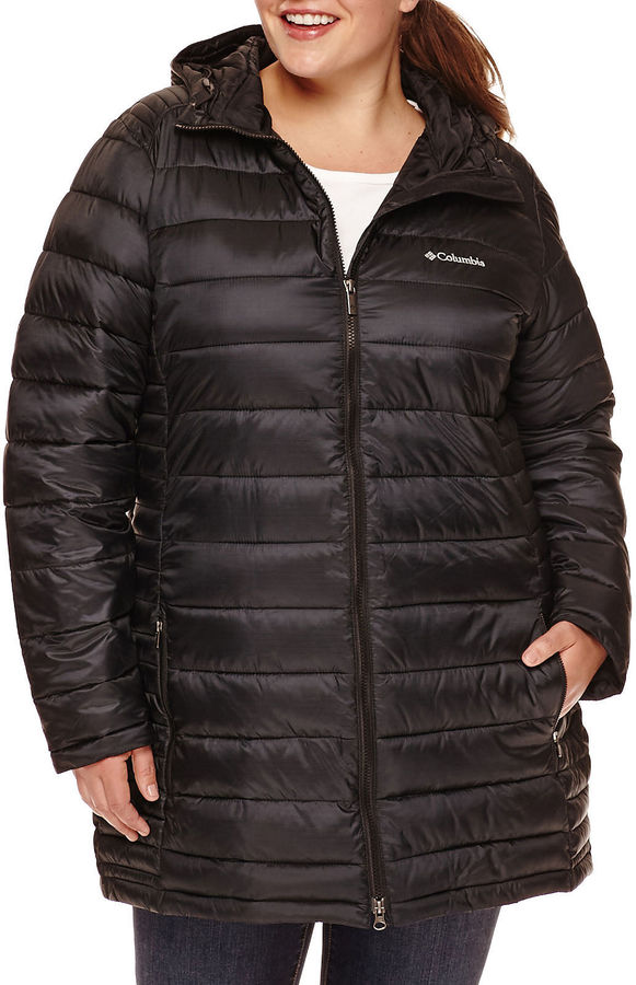 ColumbiaColumbia Frosted Ice Puffer Jacket - Plus