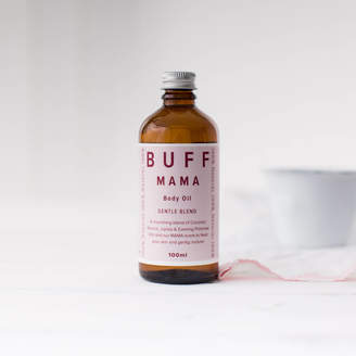 Buff Natural Body Care Mama Gently Nurture Eco Luxe Body Oil