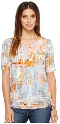 FDJ French Dressing Jeans Posh Pastel Top Women's T Shirt
