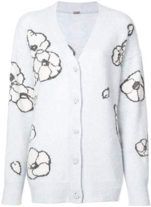 ADAM by Adam Lippes floral-intarsia cardigan