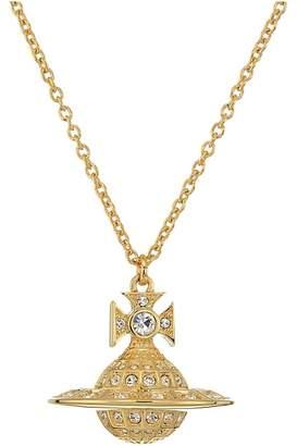 Vivienne Westwood Minnie Orb Pendant Necklace