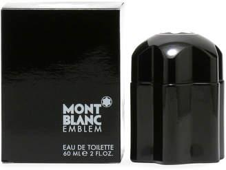 Montblanc Mont Blanc Emblem for Men Eau de Toilette Spray, 2 oz./ 59 mL