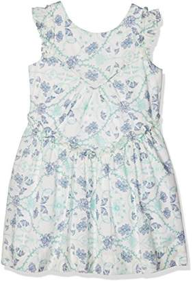 NECK & NECK 17V01111.76 Girls' Fabric Dress