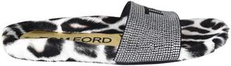 Tom Ford Fur Sliders