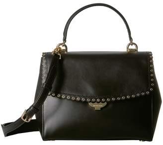 MICHAEL Michael Kors Ava Medium Top-Handle Satchel Satchel Handbags