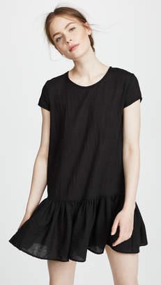 Riller & Fount Ami Cap Sleeve Mini Dress
