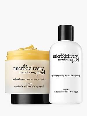 philosophy Microdelivery Peel Kit
