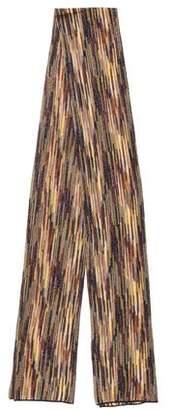 Missoni Glitter Striped Scarf